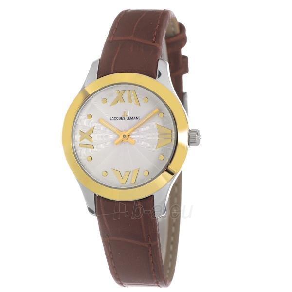 Moteriškas laikrodis Jacques Lemans Rome SL Classic 1-1643B Paveikslėlis 1 iš 1 30069507194