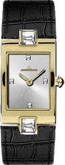 Moteriškas laikrodis Jacques Lemans Vedette 1-1423S Paveikslėlis 1 iš 1 30069507197