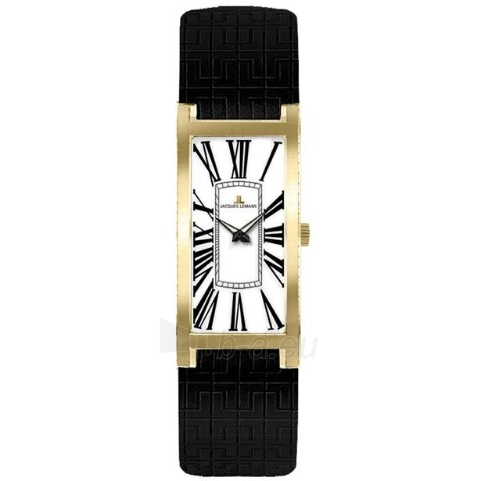 Moteriškas laikrodis Jacques Lemans Venice 1-1572B Paveikslėlis 1 iš 1 30069507209