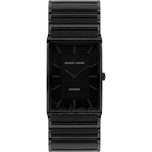 Moteriškas laikrodis Jacques Lemans York 1-1594B Paveikslėlis 1 iš 1 30069507217