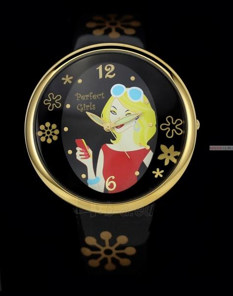 Women's watch Jaunatviškas Perfect PF12JA Paveikslėlis 1 iš 1 30069504809