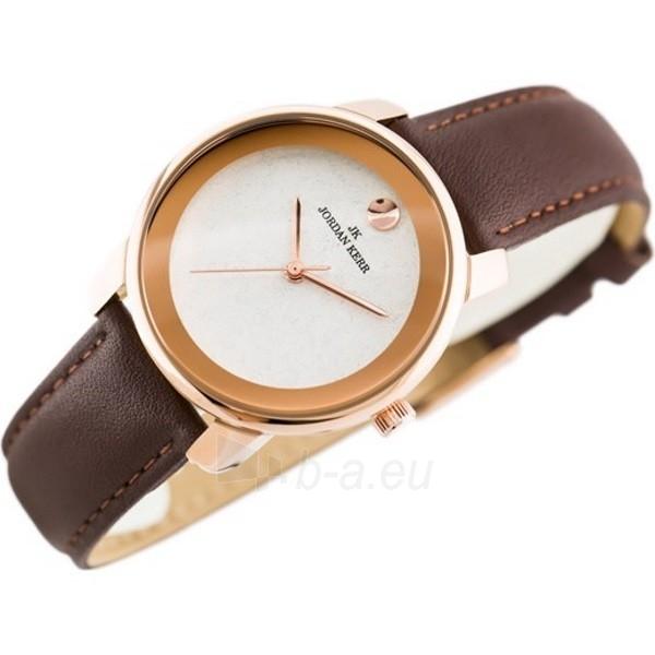 Moteriškas laikrodis Jordan Kerr 8149L/IPG/BROWN Paveikslėlis 3 iš 4 310820086069