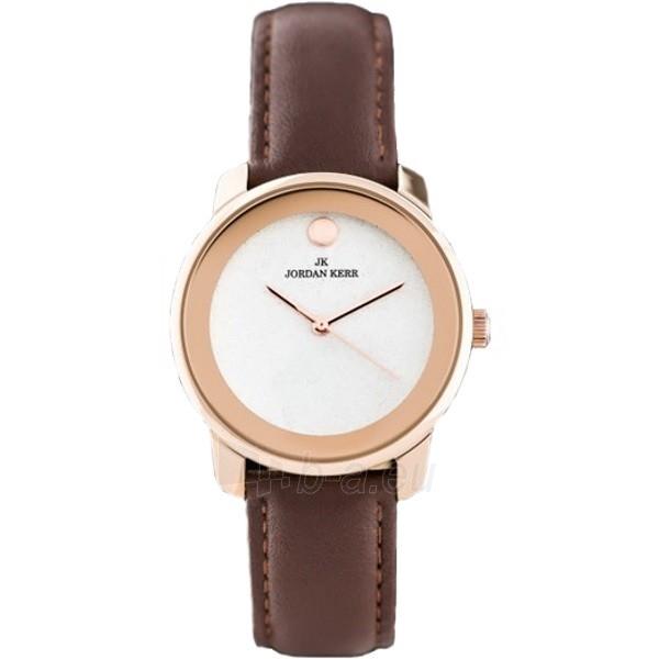 Moteriškas laikrodis Jordan Kerr 8149L/IPG/BROWN Paveikslėlis 1 iš 4 310820086069
