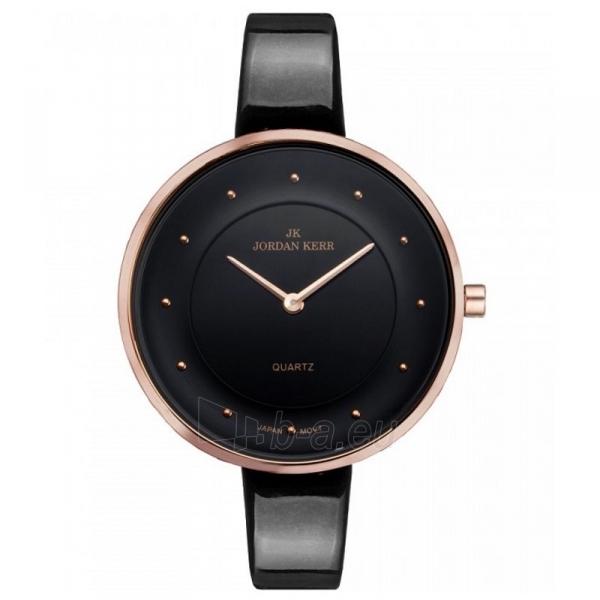 4f86fae31a7230 Женские часы Jordan Kerr I112/IPRG/BLACK Paveikslėlis 1 iš 2 310820141116