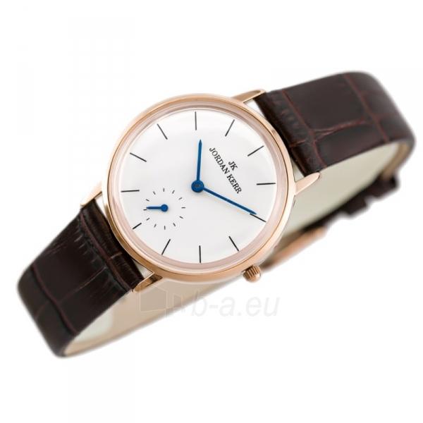 Moteriškas laikrodis Jordan Kerr PW779/IPRG/BROWN Paveikslėlis 3 iš 6 310820105265