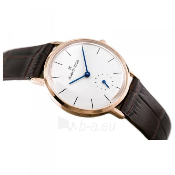 Moteriškas laikrodis Jordan Kerr PW779/IPRG/BROWN Paveikslėlis 4 iš 6 310820105265