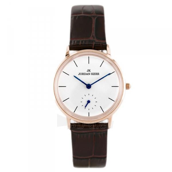 Moteriškas laikrodis Jordan Kerr PW779/IPRG/BROWN Paveikslėlis 1 iš 6 310820105265