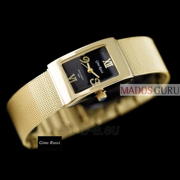 Women's watch Klasikinis Gino Rossi GR6658JG Paveikslėlis 2 iš 7 30069501015