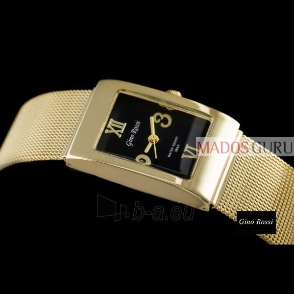Women's watch Klasikinis Gino Rossi GR6658JG Paveikslėlis 3 iš 7 30069501015