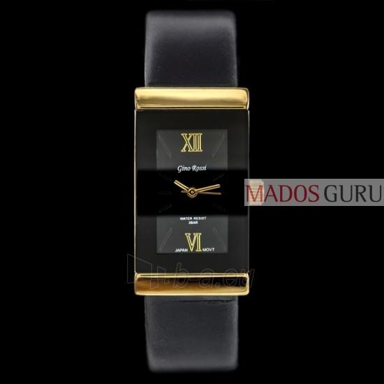 Moteriškas laikrodis Klasikinis Gino Rossi GR6971JA Paveikslėlis 1 iš 1 30069500887