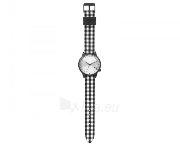 Moteriškas laikrodis Komono EstelleVichy Black KOM-W2853 Paveikslėlis 2 iš 3 310820027839