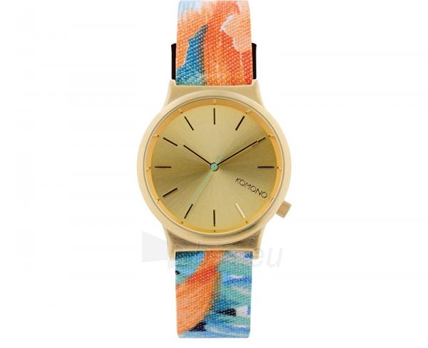 Moteriškas laikrodis Komono Wizard Print km307 Paveikslėlis 1 iš 1 30069505249