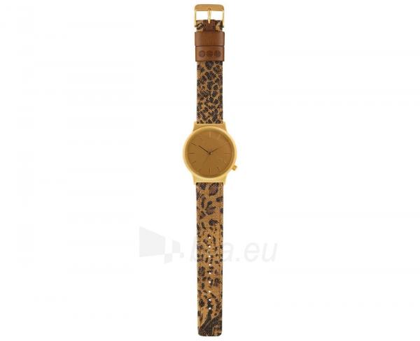 Women\'s watches Komono Wizard PRINT SERIES LEOPARD KOM-W1802 Paveikslėlis 9 iš 10 30069508731