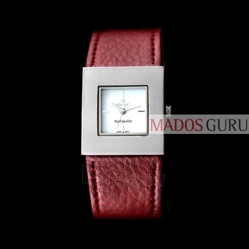 Moteriškas laikrodis Kvadratinis PACIFIC PC5012R Paveikslėlis 1 iš 1 30069500540
