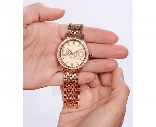 Moteriškas laikrodis Liu.Jo Giselle Black TLJ763 Paveikslėlis 3 iš 4 30069505403