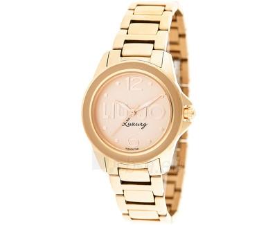 Moteriškas laikrodis Liu.Jo Jambo Gold Rose TLJ844 Paveikslėlis 1 iš 1 30069505498