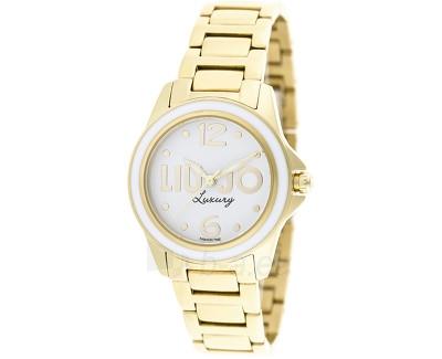 Moteriškas laikrodis Liu.Jo Jambo Gold White TLJ843 Paveikslėlis 1 iš 1 30069505499