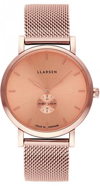 Moteriškas laikrodis LLARSEN Josephine 144RMR3-MR3-18 Paveikslėlis 1 iš 1 310820194205