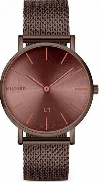Sieviešu pulkstenis Millner MayfairS Coffee 36 mm Paveikslėlis 1 iš 3 310820210077