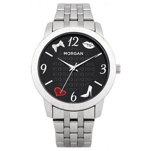 Moteriškas laikrodis MORGAN  M1140BM Paveikslėlis 1 iš 3 30069508972