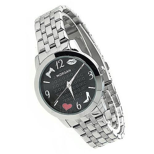 Moteriškas laikrodis MORGAN  M1140BM Paveikslėlis 2 iš 3 30069508972