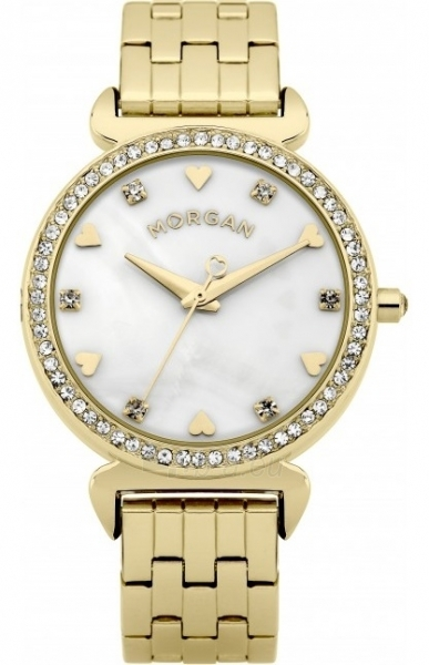 Women\'s watches MORGAN  M1160GM Paveikslėlis 1 iš 1 30069508975