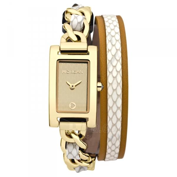 Women\'s watches MORGAN  M1173WG Paveikslėlis 1 iš 1 30069508983