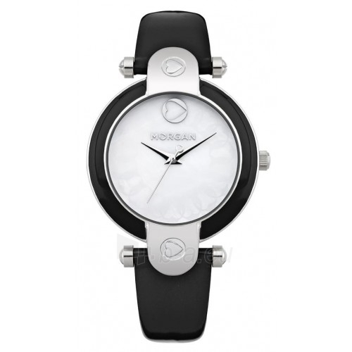 Moteriškas laikrodis MORGAN  M1176B Paveikslėlis 1 iš 1 30069508989