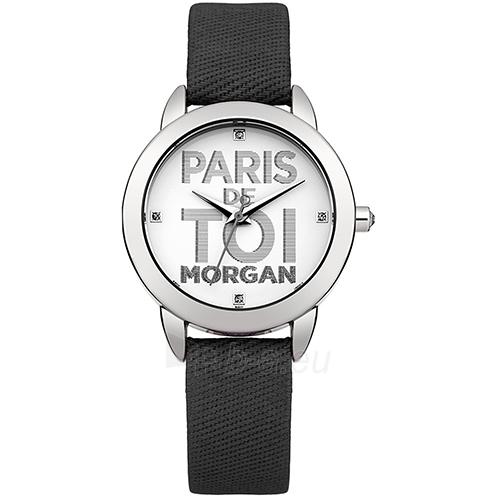 Moteriškas laikrodis MORGAN  M1195B Paveikslėlis 1 iš 1 30069509001