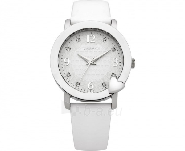 Moteriškas laikrodis Morgan M1131W Paveikslėlis 1 iš 1 30069501324