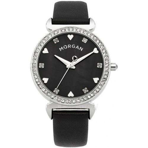 Moteriškas laikrodis Morgan M1160B Paveikslėlis 1 iš 1 30069501336