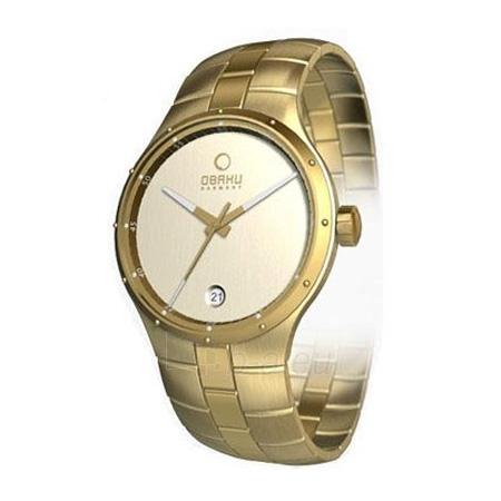 Moteriškas laikrodis Obaku Harmony V111LGGSG Paveikslėlis 1 iš 1 30069507696