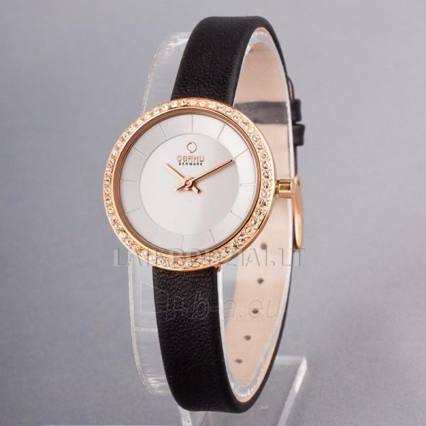 Moteriškas laikrodis Obaku Harmony V146LGIRB2 Paveikslėlis 1 iš 4 30069507701