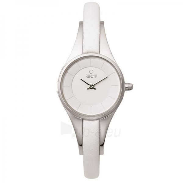 Moteriškas laikrodis OBAKU OB V110LXCIRW Paveikslėlis 1 iš 1 30069509439