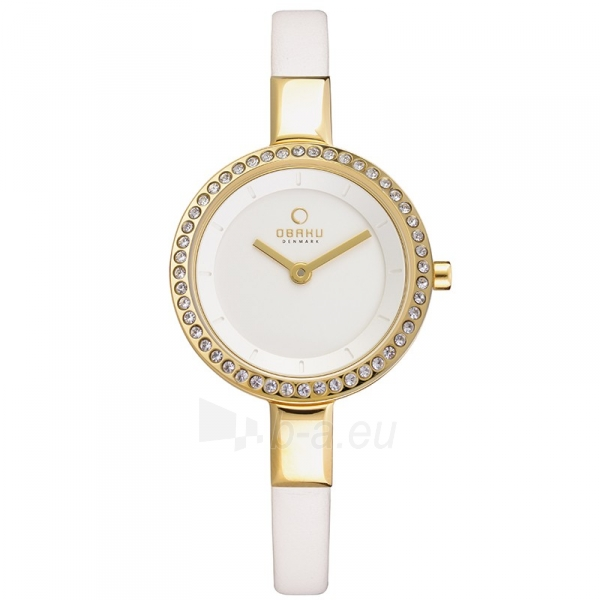 Women's watches OBAKU OB V129LEGIRW Paveikslėlis 1 iš 1 30069509448
