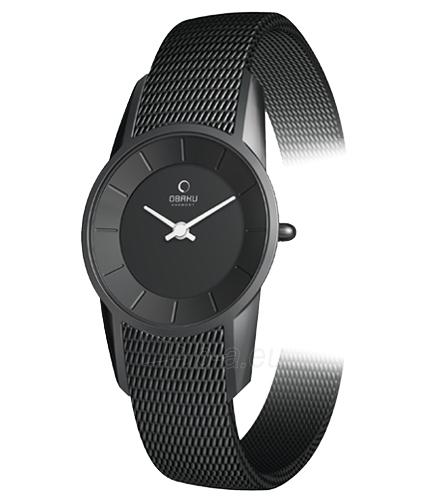 Moteriškas laikrodis OBAKU OB V130LBBMB Paveikslėlis 1 iš 1 30069507720