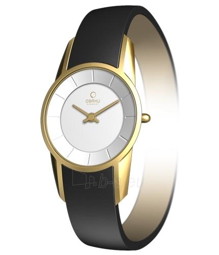 Moteriškas laikrodis OBAKU OB V130LGIRB Paveikslėlis 1 iš 1 30069507722