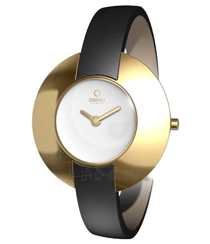 Moteriškas laikrodis OBAKU OB V135LGIRB Paveikslėlis 1 iš 1 30069505905