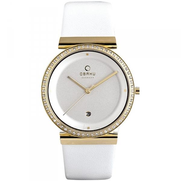 Women's watches OBAKU OB V137UFGIRW Paveikslėlis 1 iš 1 30069509461