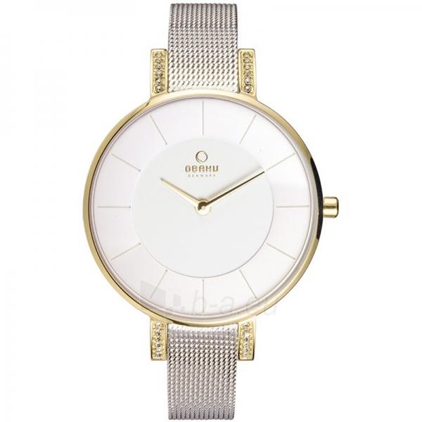Moteriškas laikrodis OBAKU OB V158LEGIMC Paveikslėlis 1 iš 1 30069509490