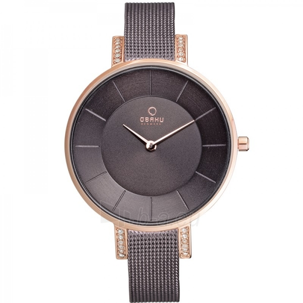 Moteriškas laikrodis OBAKU OB V158LEVNMN1 Paveikslėlis 1 iš 1 30069509495