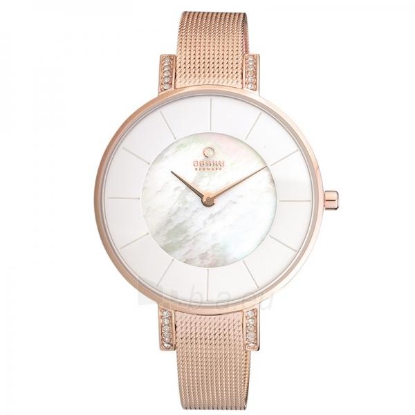 Moteriškas laikrodis OBAKU OB V158LEVWMV1 Paveikslėlis 1 iš 1 30069509497