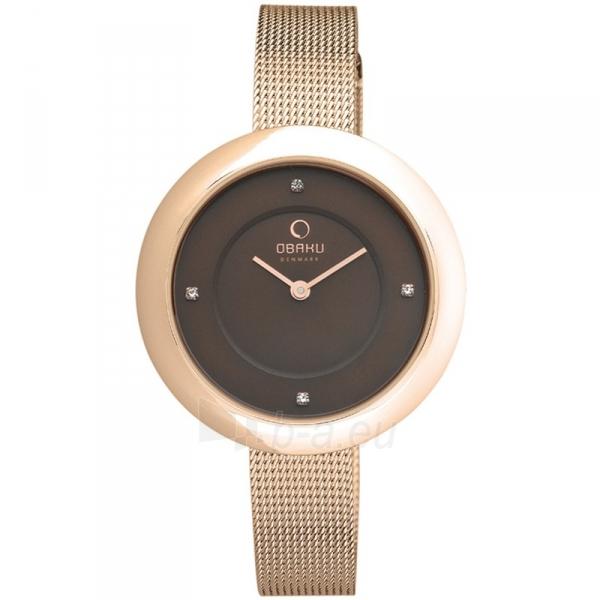 Women's watches OBAKU OB V162LXVNMV Paveikslėlis 1 iš 1 30069509500
