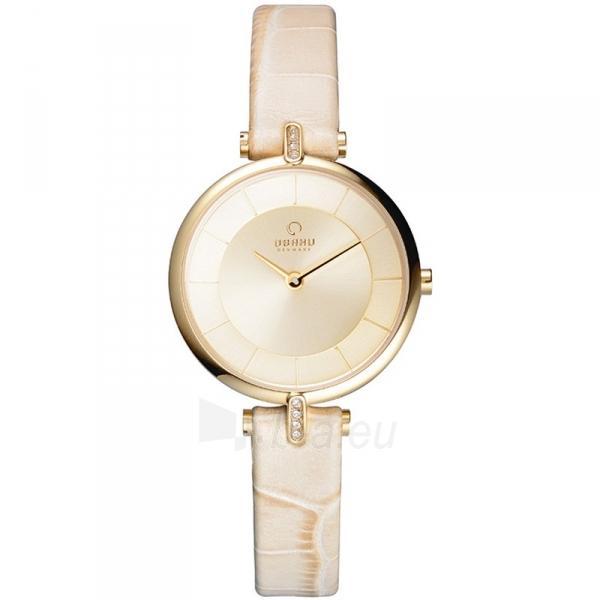 Moteriškas laikrodis OBAKU OB V168LEGGRX Paveikslėlis 1 iš 1 30069509511