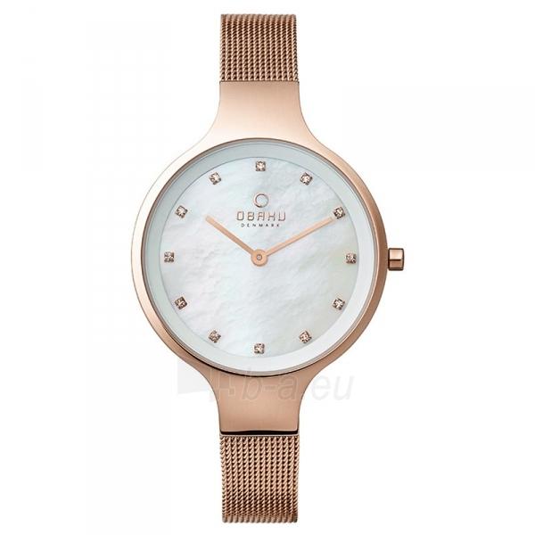 Moteriškas laikrodis OBAKU OB V173LXVWMV Paveikslėlis 1 iš 1 30069509515