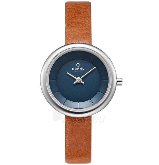 Moteriškas laikrodis Obaku V146LXCLRZ Paveikslėlis 1 iš 1 310820105204