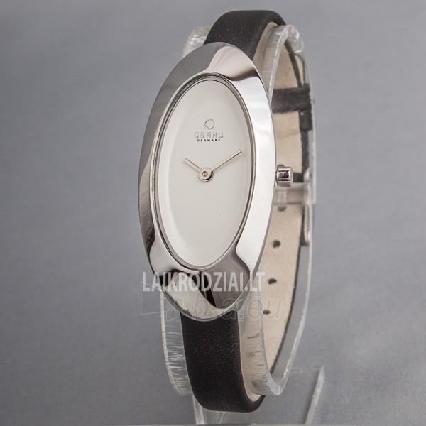 Moteriškas laikrodis Obaku V156LCIRB Paveikslėlis 1 iš 4 30069505911