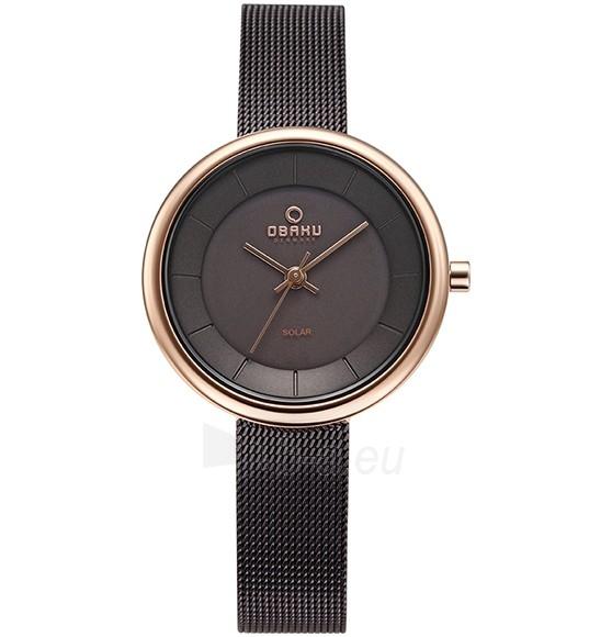 Moteriškas laikrodis Obaku V206LRVNMN Paveikslėlis 2 iš 2 310820116892