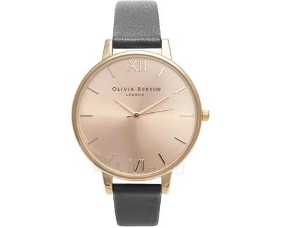Sieviešu pulkstenis Olivia Burton Big Dial H25-138 Paveikslėlis 1 iš 1 310820028232