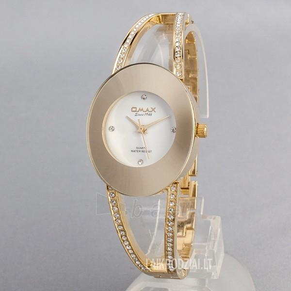 Moteriškas laikrodis Omax BB03G31I Paveikslėlis 7 iš 7 30069507766